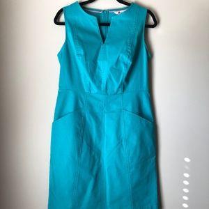 BODEN SHEATH DRESS